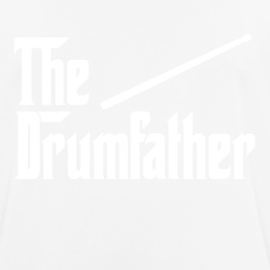 The father of drums - Men's Breathable T-Shirt
