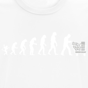 Evolution? - Andningsaktiv T-shirt herr