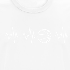 Heartbeat Basketball - Men's Breathable T-Shirt