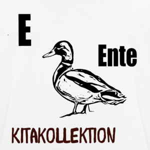 Ente Kita Collection black - Men's Breathable T-Shirt