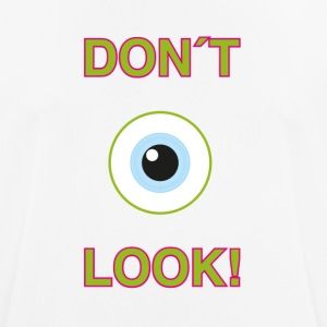 Dont Look! - T-shirt respirant Homme