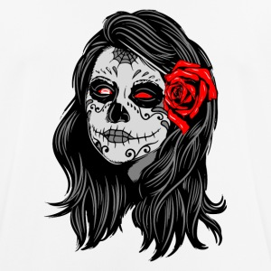 BEAUTY HALLOWEEN - Andningsaktiv T-shirt herr