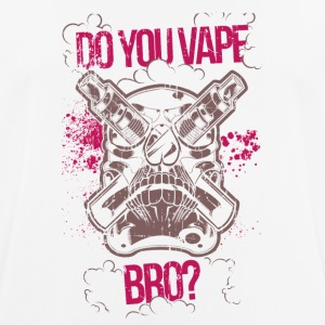vaper - Men's Breathable T-Shirt