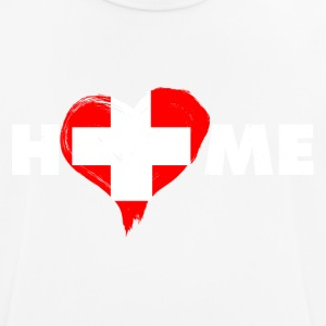 Home love Switzerland - Men's Breathable T-Shirt