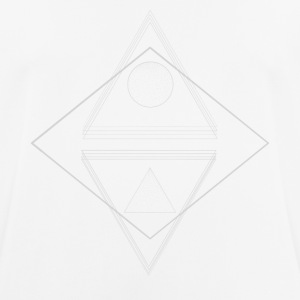 triangle - Men's Breathable T-Shirt