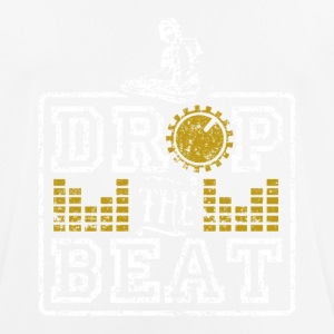 Drop The Beat - Männer T-Shirt atmungsaktiv