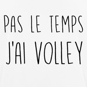 pas le temps volley - T-shirt respirant Homme