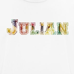 juliano - Camiseta hombre transpirable