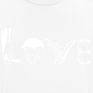 I Love My Horse Original Gift - Men's Breathable T-Shirt