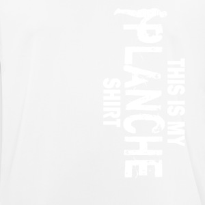 Calisthenics - This is my planche shirt - Männer T-Shirt atmungsaktiv