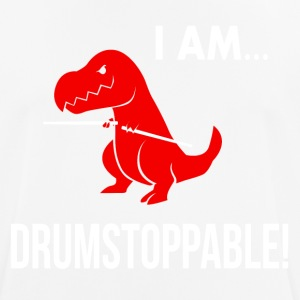 Dino drummers - Men's Breathable T-Shirt