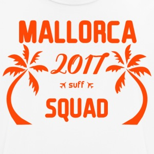 Mallorca Squad 2017 - Men's Breathable T-Shirt
