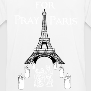 Pray for Paris - Men's Breathable T-Shirt
