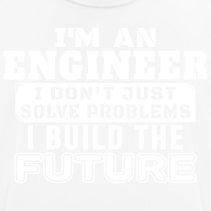 Engineers build the future - Männer T-Shirt atmungsaktiv