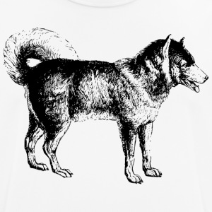 dog - Men's Breathable T-Shirt