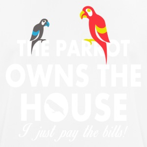 Parrot lovers - Men's Breathable T-Shirt