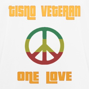 Tisno Veteran - One Love - Camiseta hombre transpirable