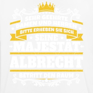 His Majesty Albrecht - Men's Breathable T-Shirt