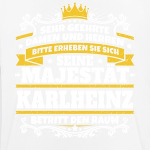 His Majesty Karlheinz - Men's Breathable T-Shirt