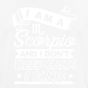 Scorpio Star Sign - Men's Breathable T-Shirt