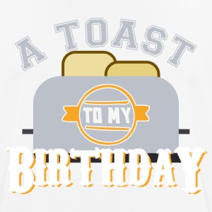 A Birthday Toast - Men's Breathable T-Shirt