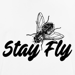 Stay Fly - T-shirt respirant Homme