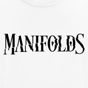 Manifolds (Blanc) - T-shirt respirant Homme