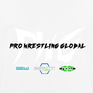 PWG Pro Wrestling Global - mannen T-shirt ademend