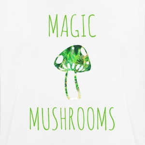 Magic mushrooms magic mushrooms - Men's Breathable T-Shirt