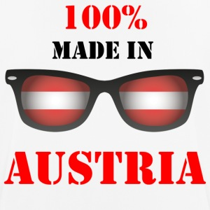 MADE IN AUSTRIA - Männer T-Shirt atmungsaktiv