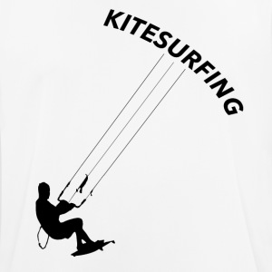 Kitesurfer - Men's Breathable T-Shirt