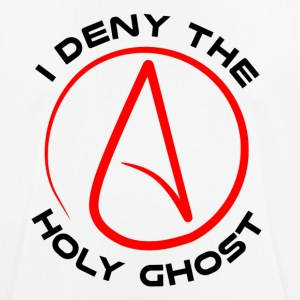 Atheist - I Deny The Holy Ghost - Men's Breathable T-Shirt