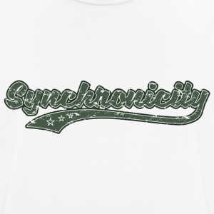 Synchronicity Vintage - Men's Breathable T-Shirt