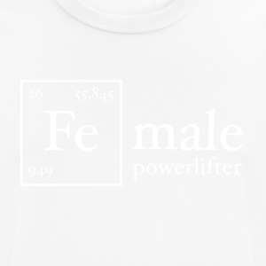 Fe Powerlifter - Men's Breathable T-Shirt