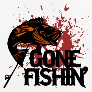 Gone Fishing - Fishing - Männer T-Shirt atmungsaktiv