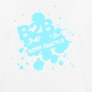 B2B - Born2Battle - Männer T-Shirt atmungsaktiv