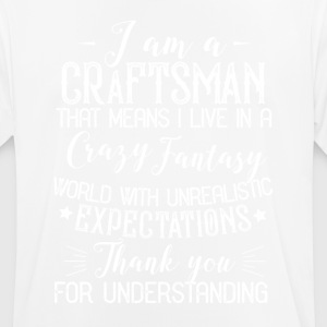 craftsman - Men's Breathable T-Shirt