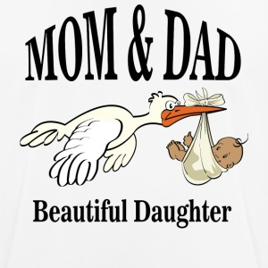 Beautiful Daughter - Men's Breathable T-Shirt