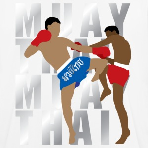 MUAY THAI - Men's Breathable T-Shirt