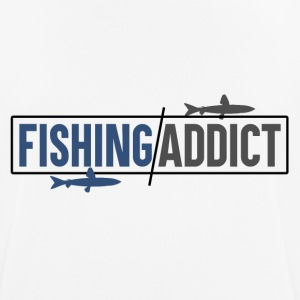 Fishing Addict - Men's Breathable T-Shirt