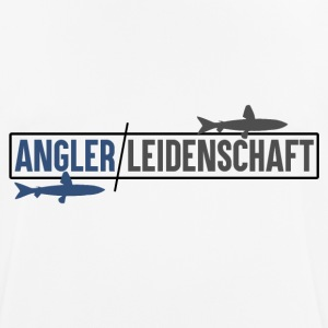 Anglers passion - anglers - Men's Breathable T-Shirt