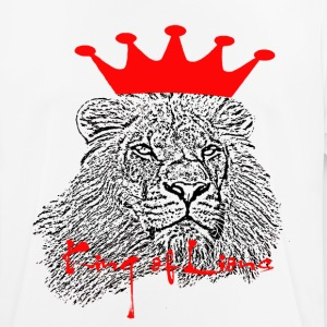 King of Lions - Men's Breathable T-Shirt