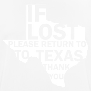 If dissolves Texas - Men's Breathable T-Shirt