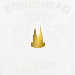 Enginehead Cologne - Männer T-Shirt atmungsaktiv