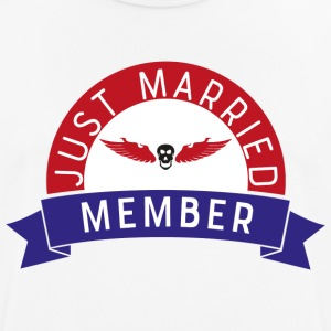 Just married - Men's Breathable T-Shirt