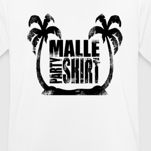 MALLE PARTY SHIRT MALLORCA - Men's Breathable T-Shirt