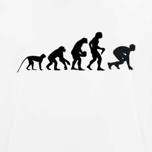 evolution runner - Herre T-shirt svedtransporterende