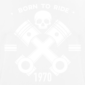 Birthday motorcycle motorcycle - Men's Breathable T-Shirt