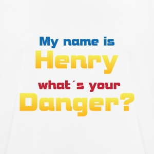 My name is Henry ...? - Men's Breathable T-Shirt