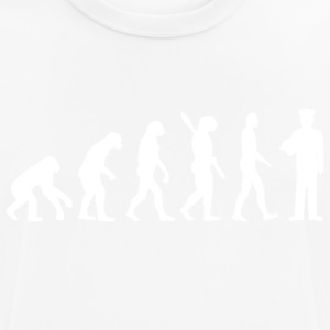 Evolution Cook Cook Cooking White - Men's Breathable T-Shirt